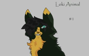 loki animal One by frostxlion