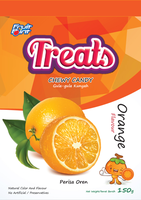 Treats Candy packaging by meganclaire