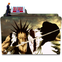 Bleach zaraki kenpachi v1 By Henohara by Henohara