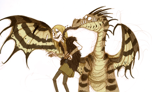 Shields and Scales by Hndz