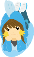 Me as a Mudkip by sexyfairy