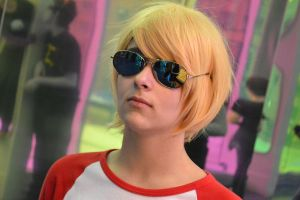 HOMESTUCK - Strider Style by DaiNakamaDan-Cosplay