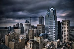 Stormy Philly by talikf