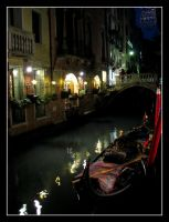 Venetian Canal by SurfGuy3