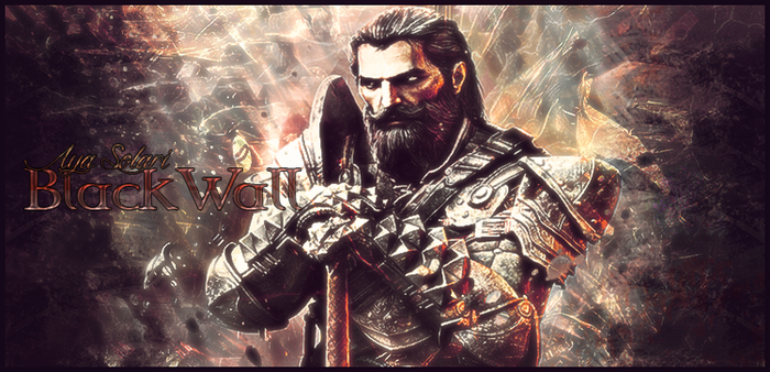 Blackwall - Large Signature by AyaSolari