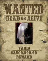 Varis wanted poster young + old by hitch-232