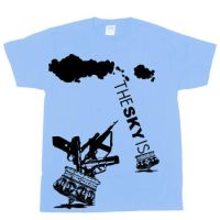 The Sky Is Shirt 1 by Vestiphobia