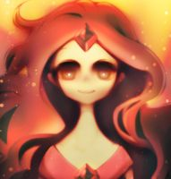 Flame Princess by Manjun99