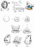 How-To Rouge the Bat ? by RaianOnzika