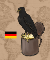 The World as Animals: Germany by thetourist93