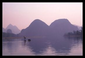 Guilin fisher by Jaydehawk