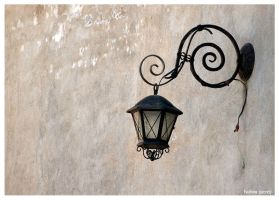Street lamp by esecret