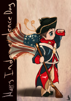 Happy independence day... by watchfulshepherd