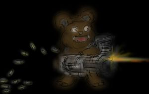 Mr. Ted Off by MortarPsycho