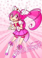 Smile Precure: Ultra Happy by Tunazilla