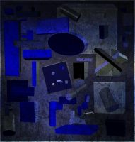 Blue, Metal, Consequence by GeneLythgow