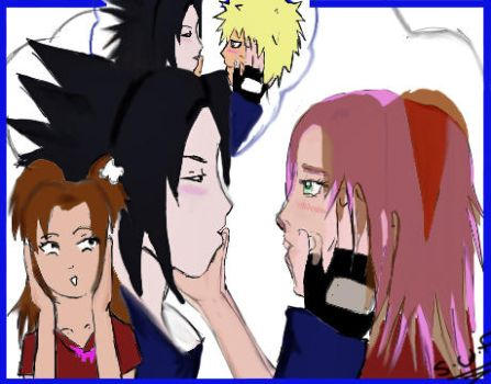 How SasuSaku is Interpreted by DylxiaBlackAbyss