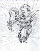 IDW Blurr by beamer