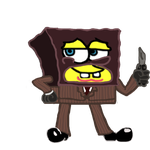 Spongebob Spy Spray by Luigimariogmod
