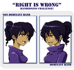 Right is Wrong Meme by TheK40