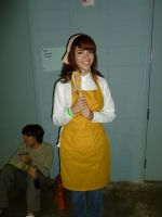 Cooking Mama cosplay - PRCC by Oteliex
