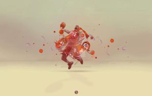 Lebron James / wallpaper / sC by epro-creative
