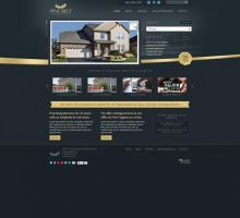 Pine Belt Land Title Website by HappyCatfishWeb