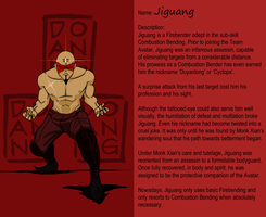 Jiguang by mybloodstainedshirt