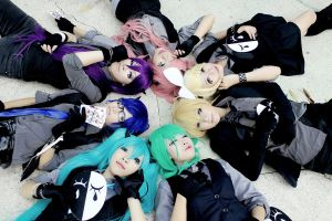 VOCALOID - Poker Face 2 by Asagawa