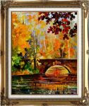 The link to fall-framed by Leonidafremov