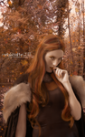 Autumn Godesse by metalsympho
