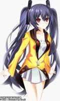 Noire (Enju's Clothes) by KeenH