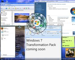windows 7 transformation by lordbunty