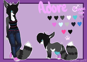 new adore ref by Adore-able