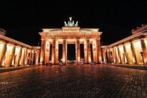 berlin at night 4 by MT-Photografien