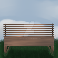Bench by TheMidnightPuppeteer