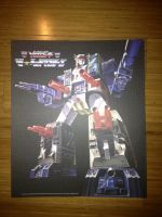 Fortress Maximus poster by 0640carlos