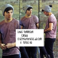 Louis Tomlinson Candid by CrazyPhotopacks