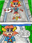 DU Challenge-A Speedster's Fear Page 3 by Urvy1A