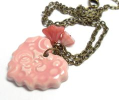 Patisserie Necklace by sojourncuriosities