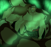 Hypno-Crossover: Chris Redfield by GG-8
