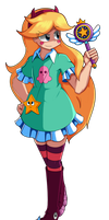 Star Butterfly by Kurus22