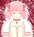 madoka by CrustCringle