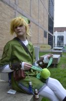Anime Boston 2012 - Link Three by Demonsil