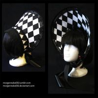 Chess bonnet by Morgennebel08