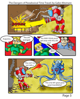 Paradoxical Time Travel Redo3 by Internet-Ninja