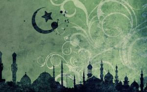 Muslim Easter Background For All My Muslim Friends by AraGorN-Sama