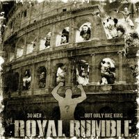 WWE Royal Rumble 2007 by pollo0389