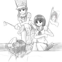 More KLK Stuff by AlloyRabbit