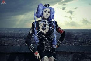 Trinity Blood sky by JustMoolti